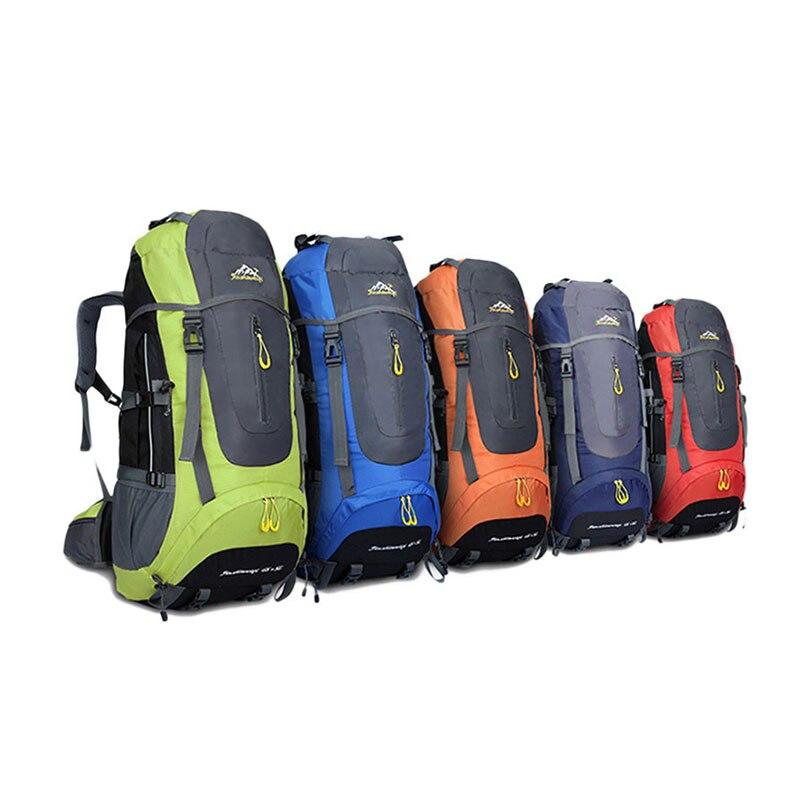 HIGHSEE 50L sac à dos étanche extérieur randonnée sac à dos Camping voyage Trekking sac à dos randonnée Sport sacs escalade sac à dos