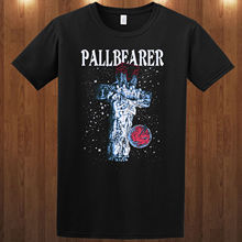 Pallbearer Tee American Doom Metal Band Little Rock T-Shirt S,M, L, XL, 2XL, 3XL Short Sleeve O-Neck Cotton T Shirt TOP TEE все цены