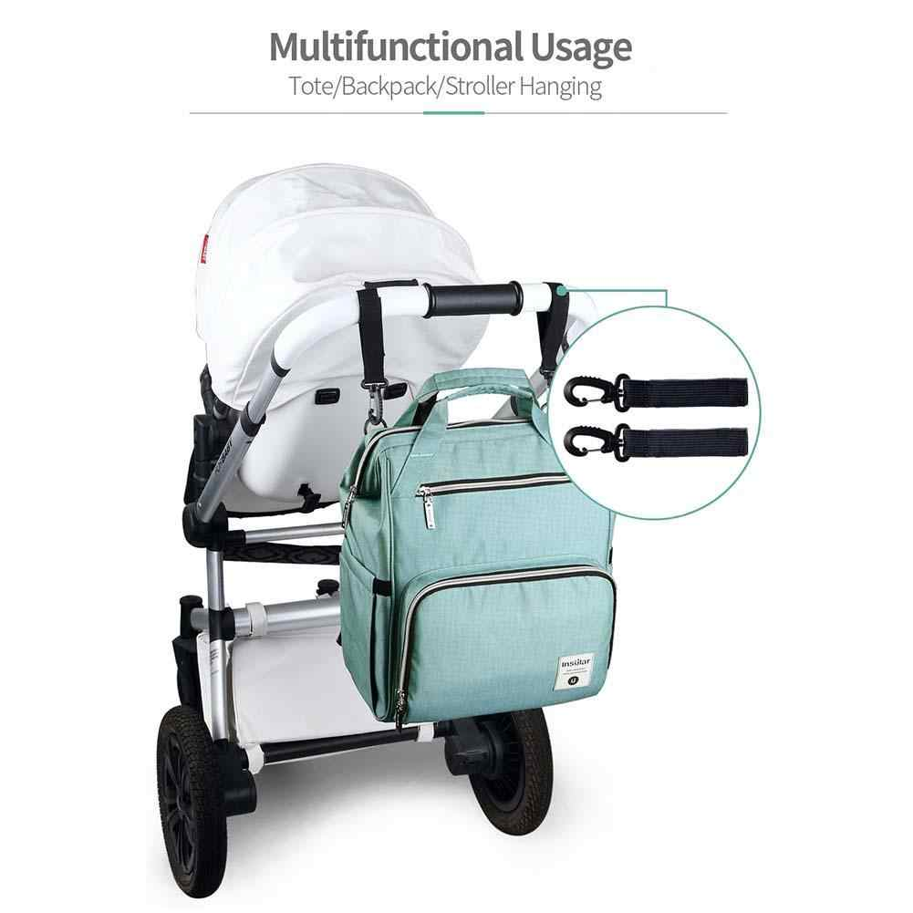 Detail Feedback Questions About Fashion Mummy Diaper Bag Maternity