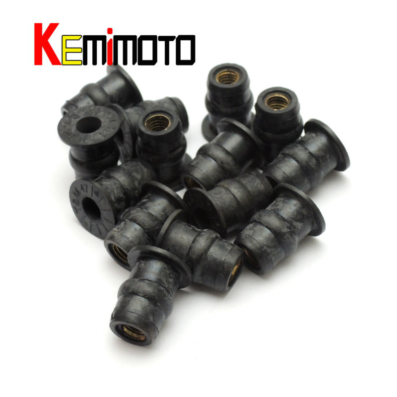 For Honda 2000-2006 RC51 Motorcycle Fairing Bolt Screw Fastener Nut Washer for Honda RC51 2000 2001 2002 2003 2004 2005 2006 (12)
