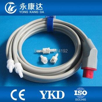 Nihon Kohden NIBP hose, Nihon Kohden patient monitor Air hose, Cuff hose, dual tube including connectors фото