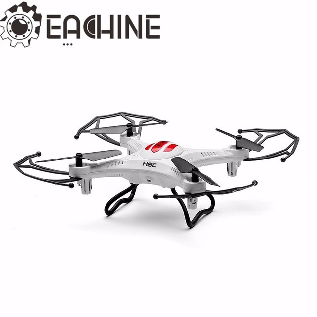 Eachine Headless Modo H8C Mini Com Câmera de 2MP 2.4G 6-Axis RC Quadcopter RTF Modo 2