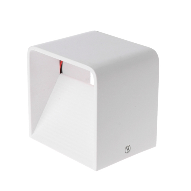 Wall Lamp LED 3W Adjustable Interior Bedroom Headboard Corridor Wall Lamp Light
