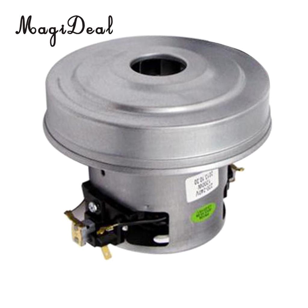 Magideal geral aspirador de pó acessórios do motor de alumínio 1200w aspirador de pó do motor|Escovas de limpeza| |  - title=