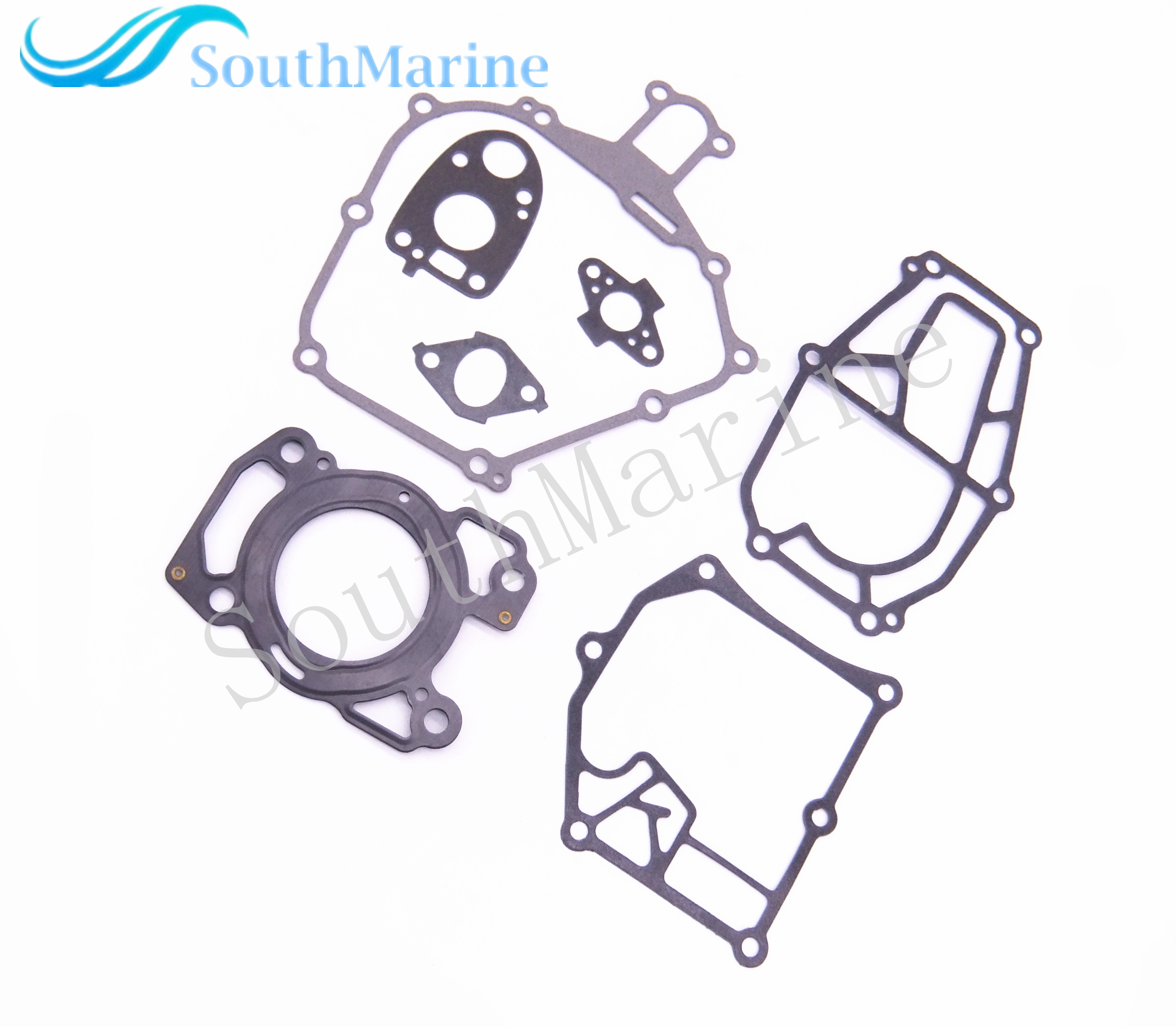 Outboard Motor Boat Engine Complete Power Head Seal Gasket Kit For Parsun HDX F2.6