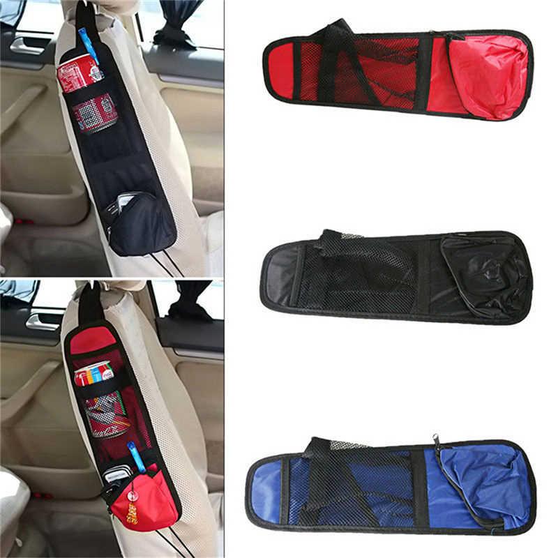 JETTING автомобильное сиденье боковая укладка Tidying Мульти Карманный мешочек Органайзер дорожная бутылка для сумки держатель 3 цвета