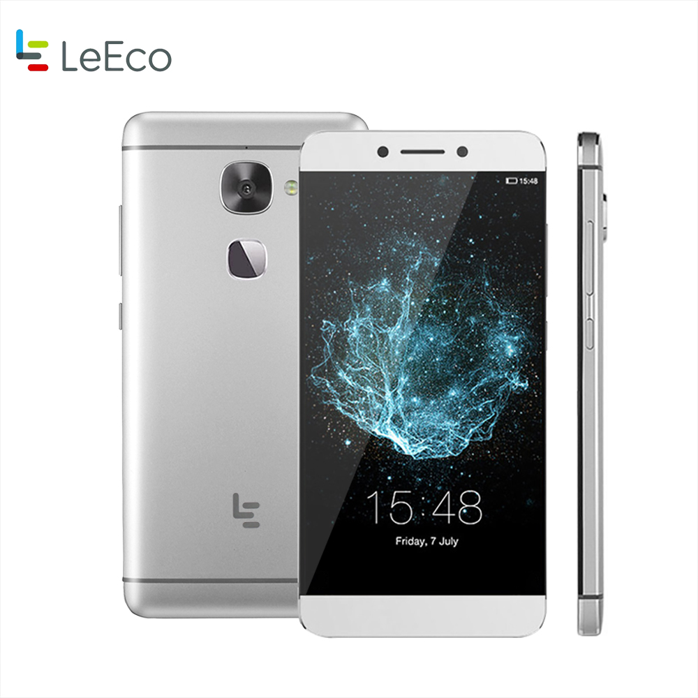 LeEco LeTV Le S3 X522 3G 32G Snapdragon 652 1.8GHz Octa Core 5.5 Inch Android 6.0 4G LTE Type-C Mobile phone