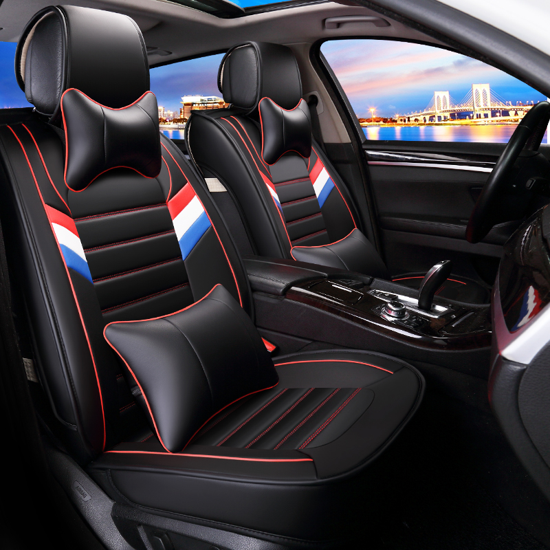 general cushion sports business car seat covers suitable for all season for honda accord civic. Black Bedroom Furniture Sets. Home Design Ideas