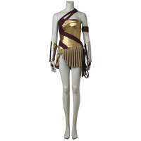 Wonder Woman Diana Prince Cosplay Costume Outfit Superhero Halloween Adult Women Sexy Party Carnival Costume Custom Made