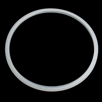 22cm średnica wewnętrzna silikonowa uszczelka szybkowar pierścień uszczelniający tanie i dobre opinie CN (pochodzenie) Pressure Cooker Sealing Ring 22cm Części szybkowar elektryczny