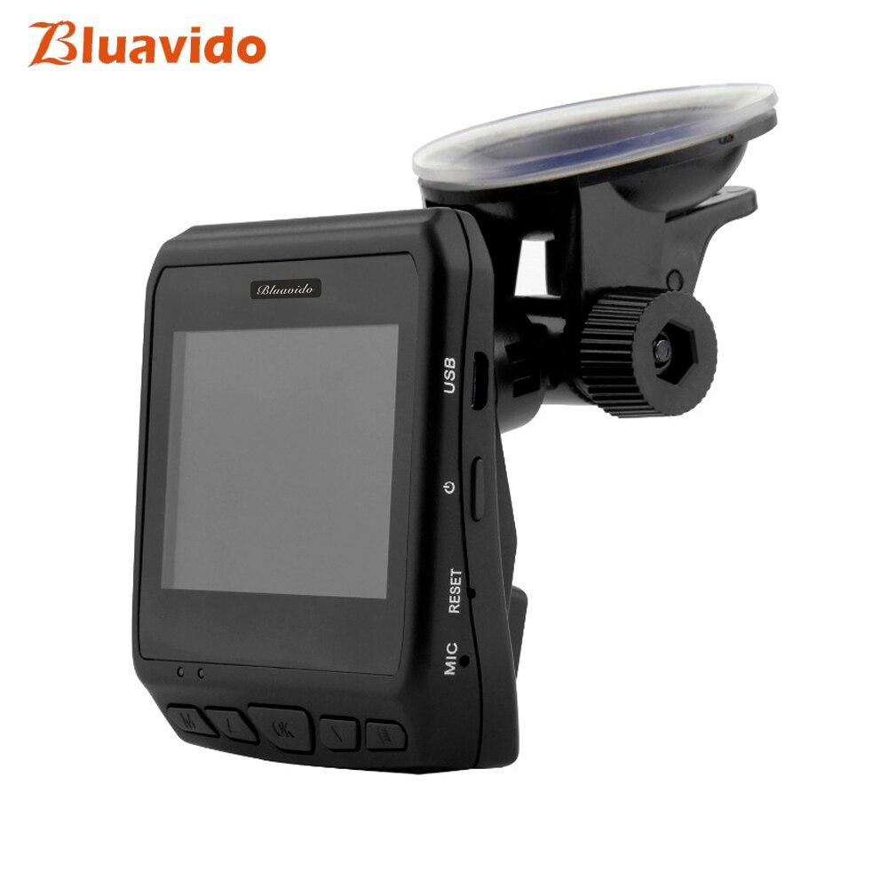 Bluavido 2 3 Inch Car DVR Camera ADAS Super Night vision Full HD 1080P GPS Logger