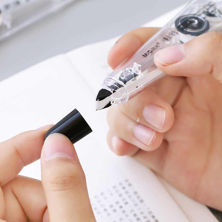 JIANWU 1pc Minimalistischen Stift Form Korrektur band Kreative modellierung studenten kawaii 6m Schule liefert Büro schreibwaren