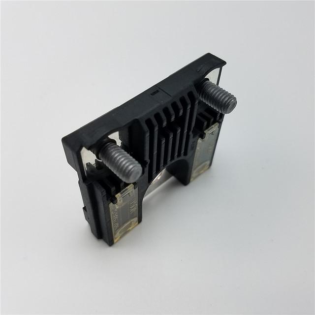 For KIA Sorento Hyundai MAXCRUZ GRAND SANTA FE Generator Fuse Battery battery positive fuse (150A+150A) 150Amp