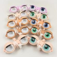 1/6 Blyth doll eye lids on special rack