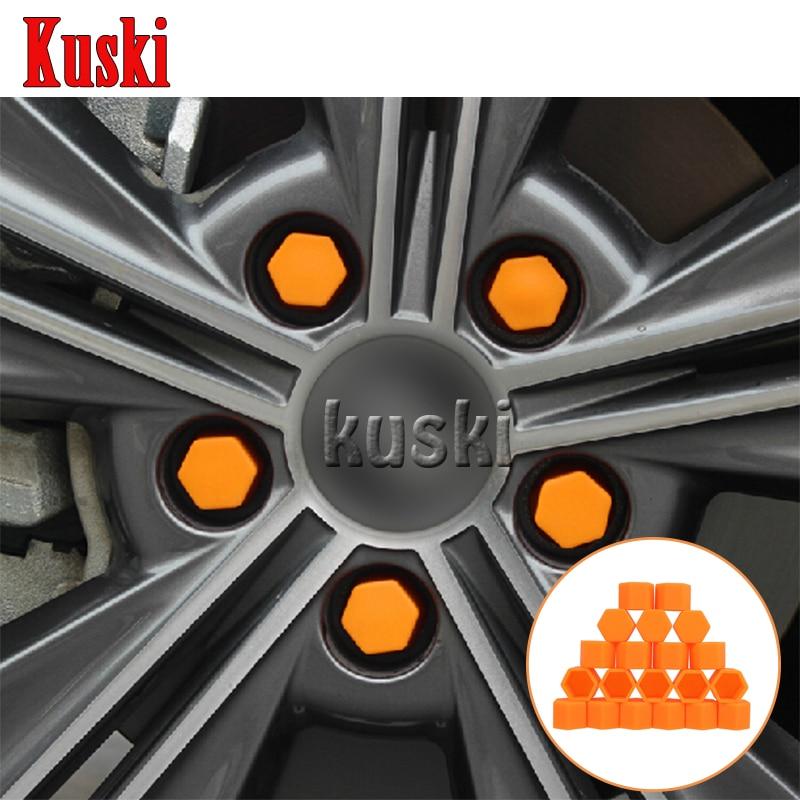 20X Car Wheel Hub Screw Cap Covers For Opel Astra H J G Insignia Mokka Corsa D Vectra C Zafira Meriva For Citroen C4 C5 C3 C2