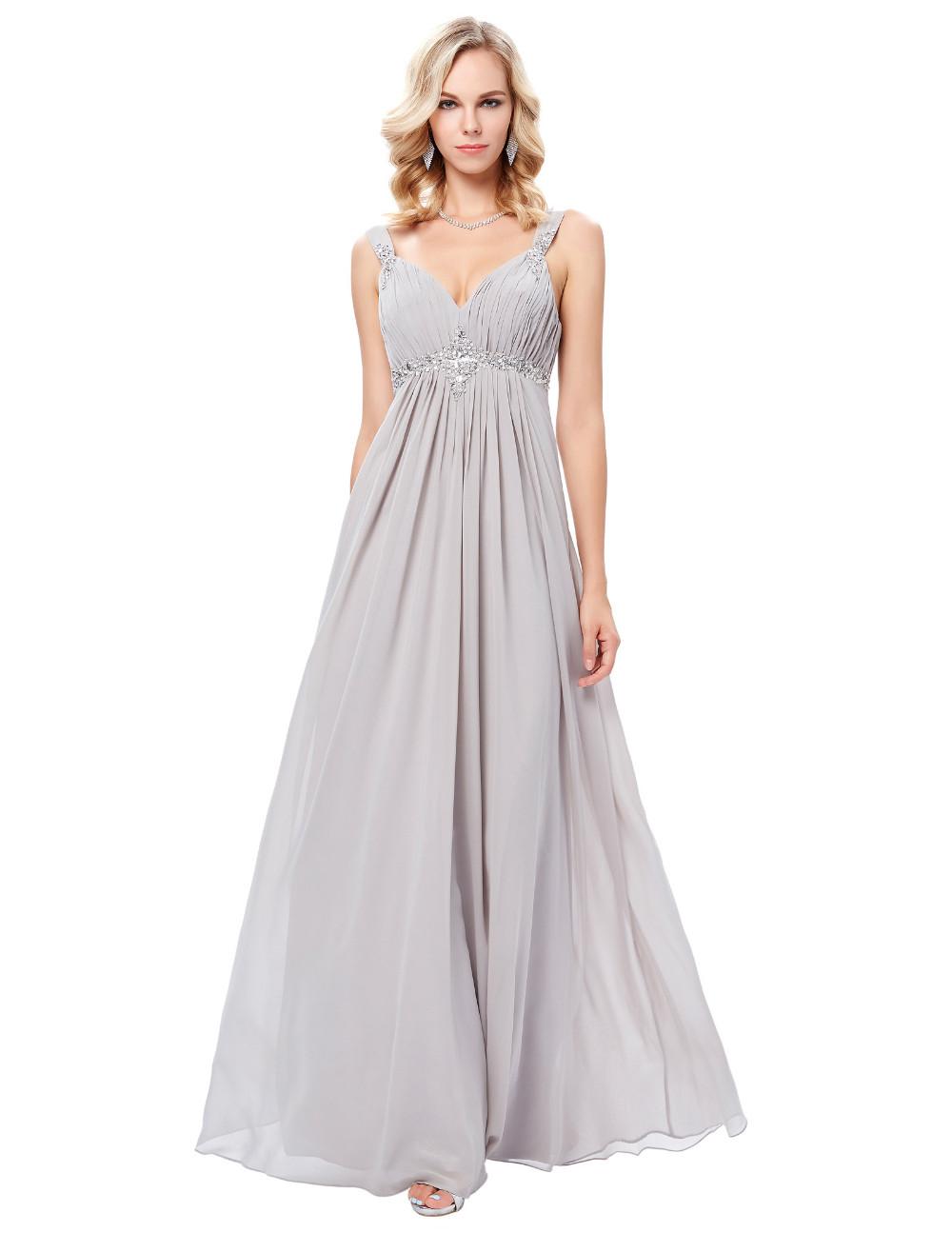 HTB1UiMiOFXXXXX8XFXXq6xXFXXXxLong Formal Dress Elegant Floor Length Chiffon Dress