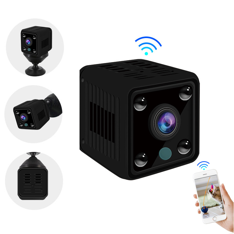 for sp y camera WIFI Mini camera Camcorders HD 1080P AVI video micro camera 128GB Night Vision CMOS Sensor Motion Recorder(China)