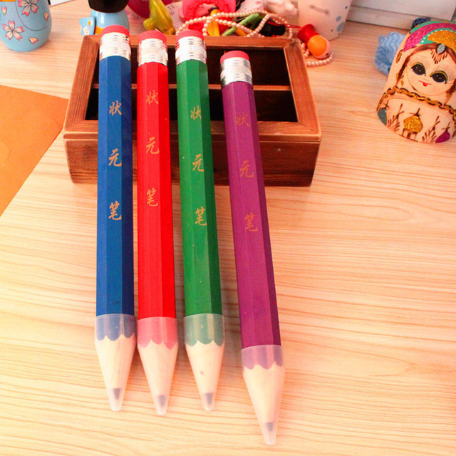 giant office supplies. Super Large Wooden Pencil / Giant Character With Office Supplies O