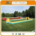 20*10 m do campo de futebol inflável, campo de futebol inflável, campo de futebol inflável