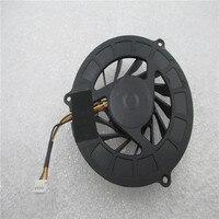 Ücretsiz Kargo Acer AS 5940 5940G 5943G laptop fanı AD6005HX-LBB NCQFO3 DC5V 0.2A CPU soğutma fanı