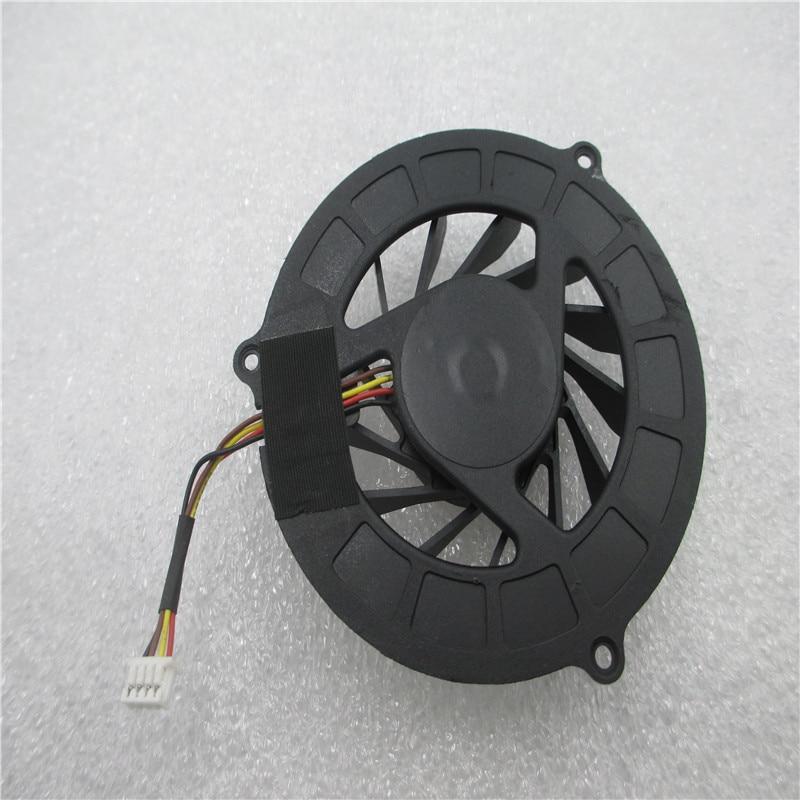 Envío gratis para Acer AS 5940 5940G 5943G ventilador para computadora portátil AD6005HX-LBB NCQFO3 DC5V 0.2A CPU ventilador de enfriamiento