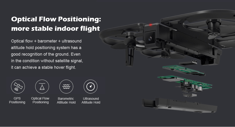 Xiaomi Idol Intelligent Aircraft Ai Recognition Gesture Photo Folding Portable Drone 20