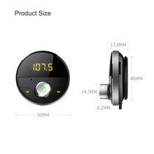 Adaptateur Magnétique Bluetooth  pour Voiture
