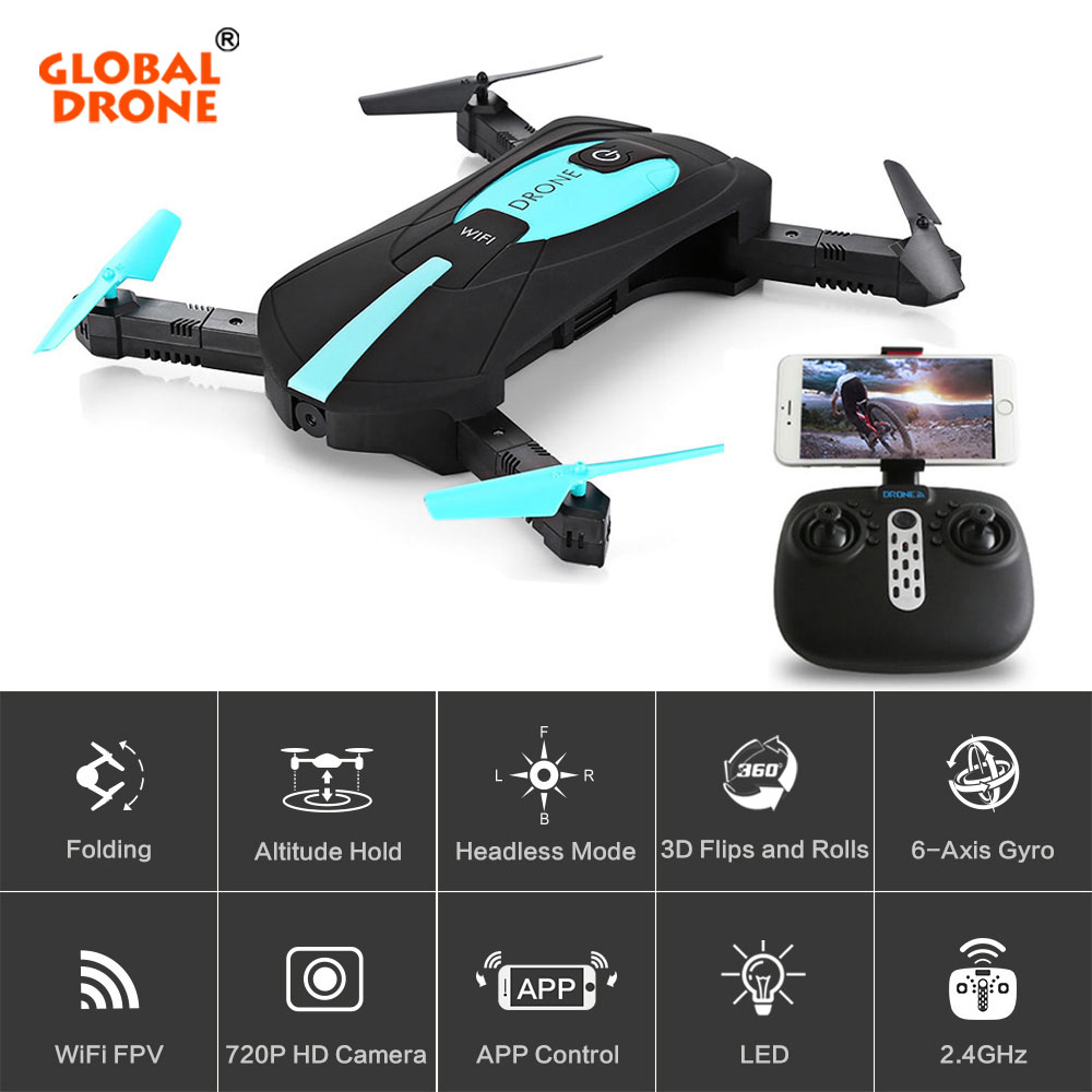 Global font b Drone b font JY018 Folding Arms Pocket font b Remote b font Controller