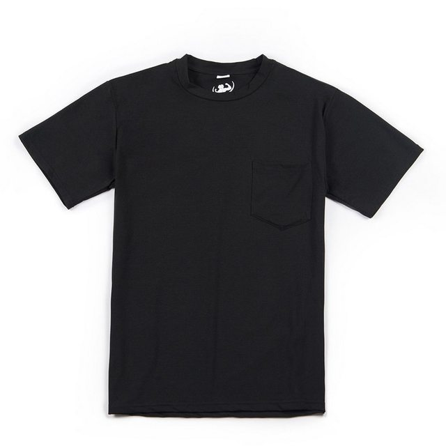 LASPERAL Solid Casual Tee...