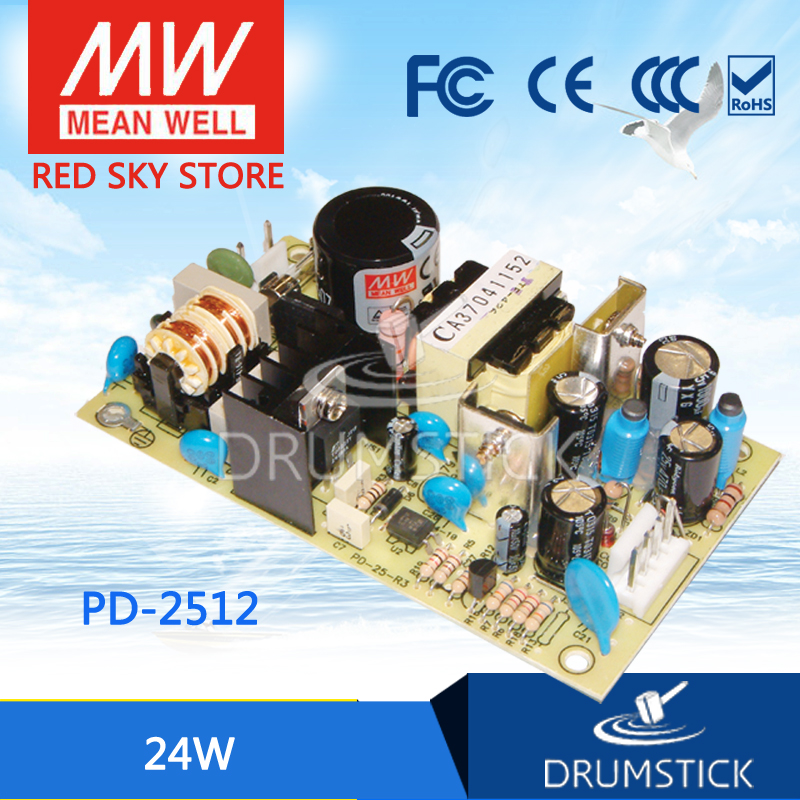 MEAN WELL original RPD-75A meanwell RPD-75 71W Dual Output Medical Type Switching Power Supply