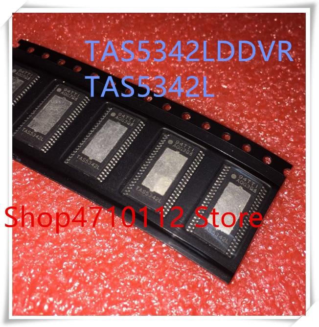 NEW 10PCS LOT TAS5342LDDVR TAS5342L HTSSOP 44 IC