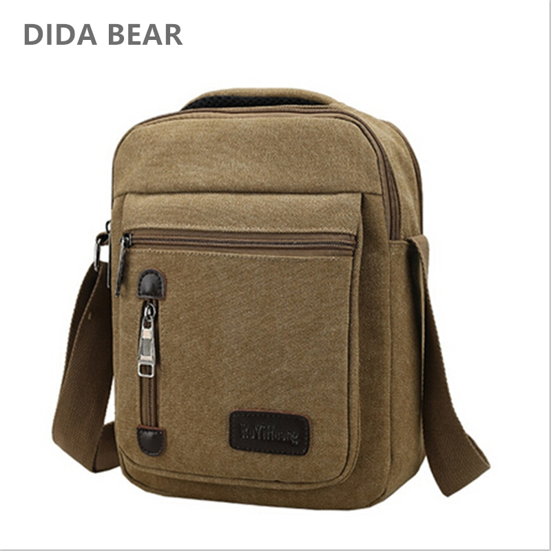 DIDABEAR Brand 2018 Men Crossbody Bags Male Canvas Shoulder Bags Boy Messenger Bags Handbags for Travel casual High qualityDIDABEAR Brand 2018 Men Crossbody Bags Male Canvas Shoulder Bags Boy Messenger Bags Handbags for Travel casual High quality
