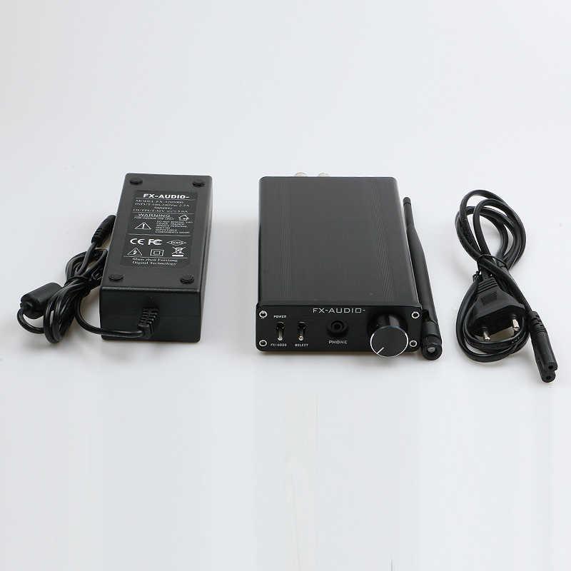 FX-AUDIO FX1602S TDA7498E NE5532 Hi-Fi аудио Беспроводной Bluetooth высокое Мощность цифровой усилитель TPA6120 усилитель гарнитуры 160 Вт * 2