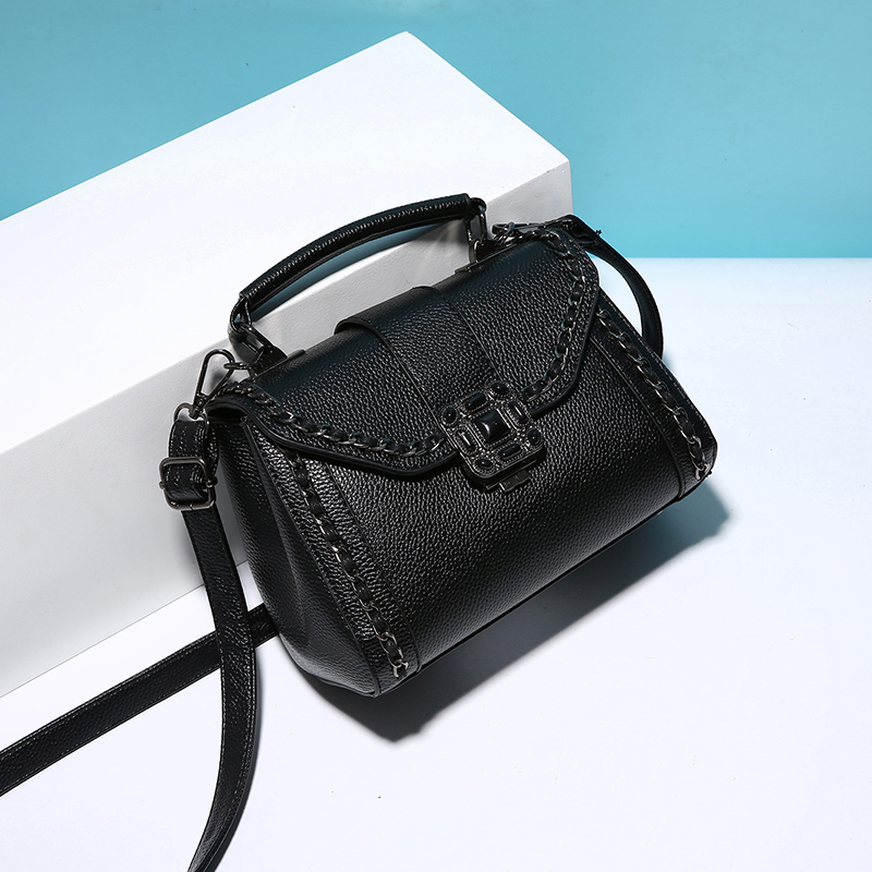Fashion Women Leather Messenger Bag Flower Handbag Ladies Small Crossbody Bags Women Famous Brands Designers Shoulder Bags Girls sgarr fashion pu leather casual tote bag famous brands small women embroidery handbag shoulder bags luxury female crossbody bag