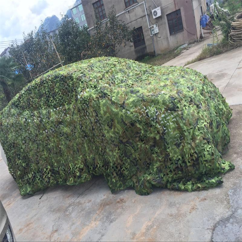 4M*5M Military Camouflage Net Sun Shelter Tourist Tents Camouflage Shade Cloth Beach Party Recreation Sun Shelter Camouflage Net палатка talberg forest shelter 4 camouflage