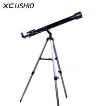 Jakość 675 Razy Powiększanie Odkryty Monokularowy Teleskop Astronomiczny Przestrzeni Z Przenośnych Statywu Spektyw 900/60 m Telescopio
