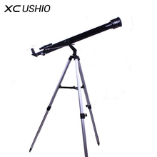 Cheapest prices Quality 675 Times Zooming Outdoor Monocular Space Astronomical Telescope With Portable Tripod Spotting Scope 900/60m Telescopio