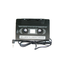 Marsnaska 1pc Car Cassette Tape Stereo Adapter Tape Converter 3 5mm Jack Plug for Phone MP3