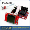 Assembled PGA2311 remote preamp amp board, Free shipping