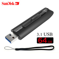 SanDisk CZ800 Extreme 3.1 USB Flash Drive128GB 64GB Pen Drives Pendrive Flash disk U Disk Write 150MB/s For TV/PC/Car Player