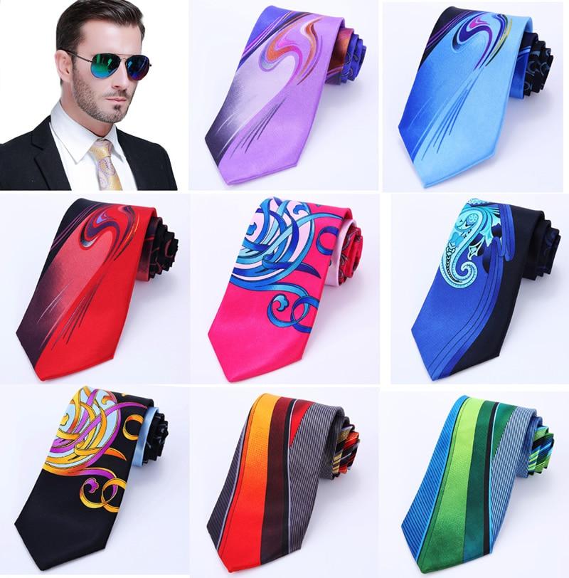 """Paisley Floral 3.4"""" 100%Silk Tie,Wedding Tie Party Print Classic Men's Tie Necktie C9"""