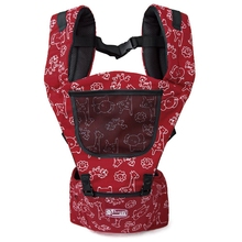 Adjustable Shoulders Embrace Babies Waist Stool with Zipper Baby Backpack Wrap Rider Toddler Sling Conform Ergonomic Carrier New