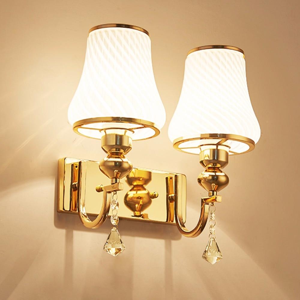 Aliexpress.com : Buy HGhomeart Wall Lamps Luminaria E27 ...