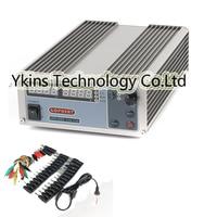CPS 3220 Precision Compact Digital Adjustable DC Power Supply OVP/OCP/OTP Low Power 32V20A 220V 0.01V/0.01A +39pcs test line
