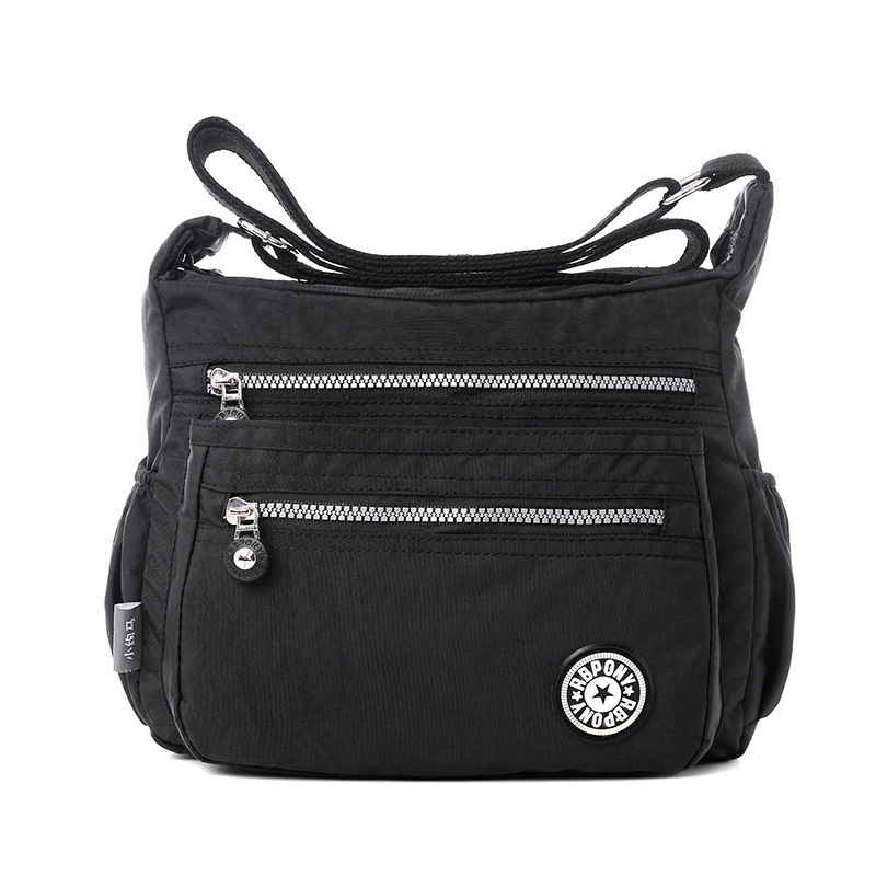 Woman Totes Nylon Casual Bag 2016 Waterproof Nylon Women Messenger Bags  Leisure Bags Girls School Student Shoulder Bags-in Top-Handle Bags from  Luggage ... f5d88a8ef7f52