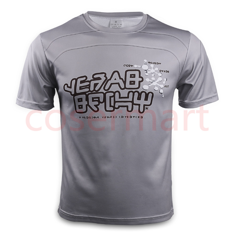 Cos Guardians of the Galaxy 2 Top Costume Peter Jason Quill Cosplay Star Lord T-shirts Man Short Sleeve Tee Lycra  Halloween