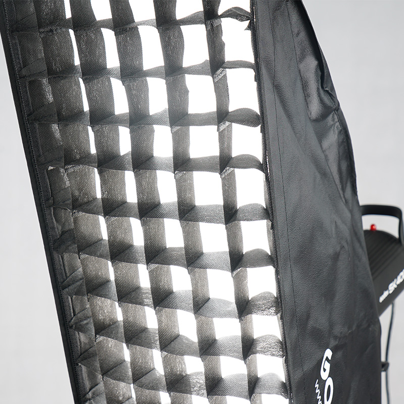 Godox 14 quot x 63 quot 35x160cm Softbox Bowens Mount Strip Beehive Honeycomb Grid Soft box for Photo Strobe Studio Flash Light in Softbox from Consumer Electronics