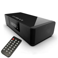 BS 39A Wireless Bluetooth Soundbar TV Home Theater Speaker Stereo Surround Sound With Remote Control Speaker For You Phone