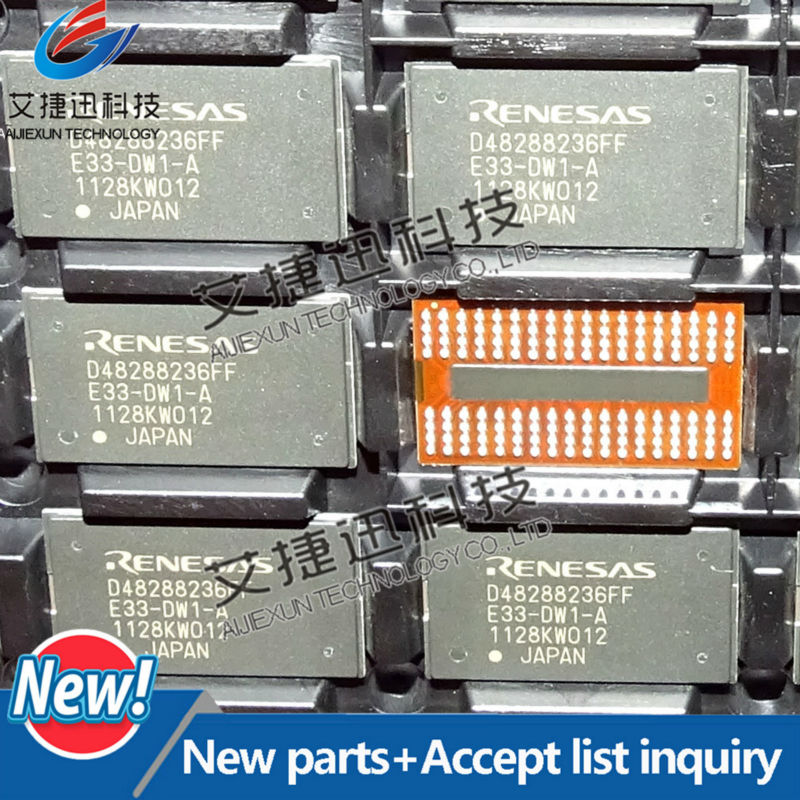 1Pcs UPD48288236FF/E33/DW1 New and original original 1pcs 68a7206p12age