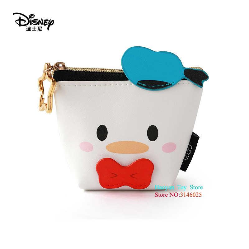 Подлинная disney тsum мickey монета с мышью игрушечный кошелек мульти-функциональный Kawaii деньги сумка мультфильм плюшевые игрушки Аниме для девочек